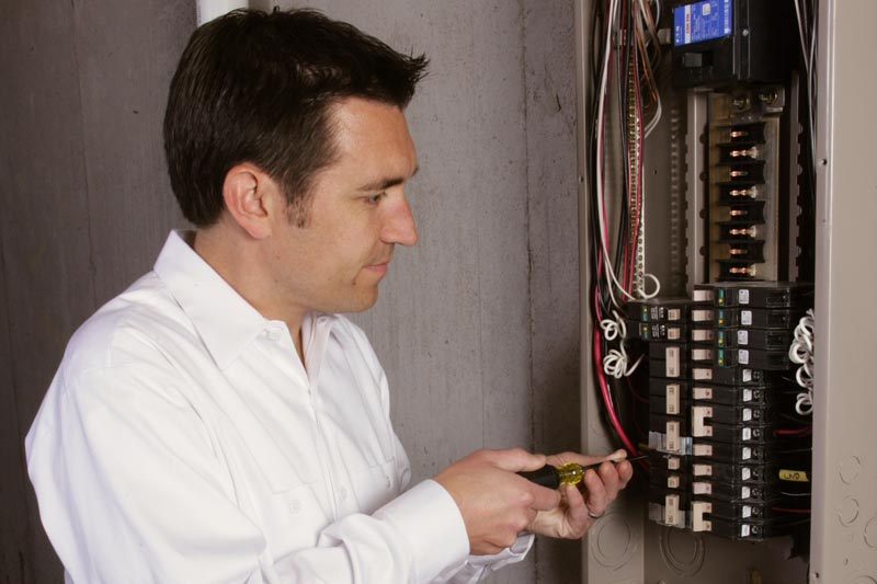 Electrical Safty Inspection by Finan Home Service
