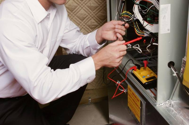 Repair your Furnace with Finan Home Service
