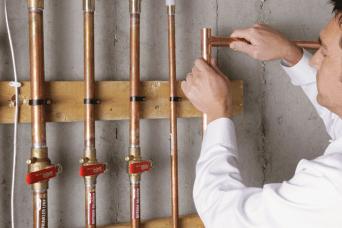Plumbing Installation Services In London Ontario Finan